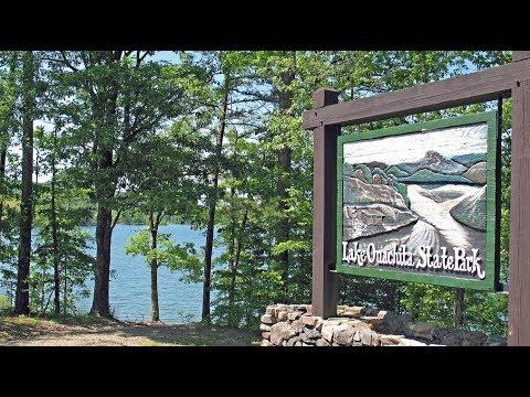 Visiting Lake Ouachita, Reservoir in Arkansas, United States