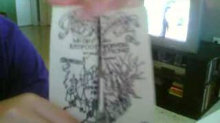 Homemade Marauders Map Thumbnail