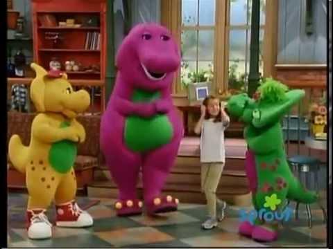 Barney & Friends: Tea Riffic Manners (Season 7, Episode 3)