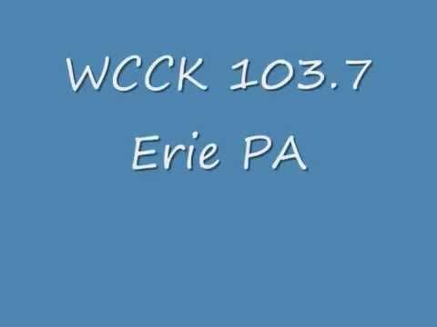 WCCK 103 7 Erie PA  1972