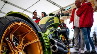 "😈 #Harley-Davidson® #Breakout ""Imola"" by #Thunderbike"