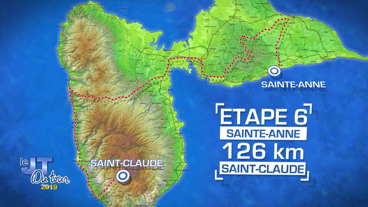 JT DU TOUR CYCLISTE 2019 - ETAPE 5 Pt.2