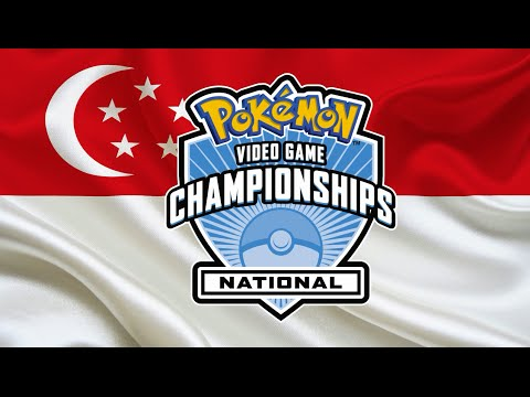2015 Pokémon VGC Singapore National Championships Masters Semi-Final Zarif Ayman Vs. Edward Cheung