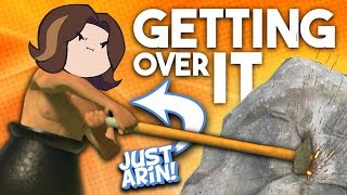Arin (Tries) To Get Over It w/ Bennett Foddy - Game Grump
