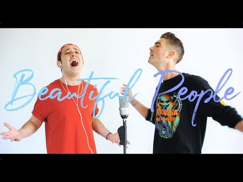 """Beautiful People"" - Ed Sheeran Ft. Khalid [COVER BY JONNY AND GREG GORENC]"