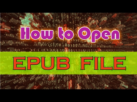 Open Epub File Using Icecream Ebook Reader