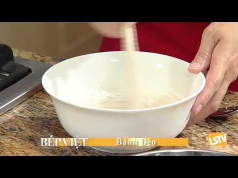 Cách Làm Bánh Dẻo - Phần 1