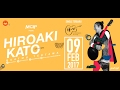 Hiroaki KATO - Buatmu Tertawa -あなたの笑顔- (Official Lyric Video)