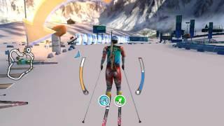 №19 Индивидуальная гонка, Мартель (RTL Biathlon 2009)