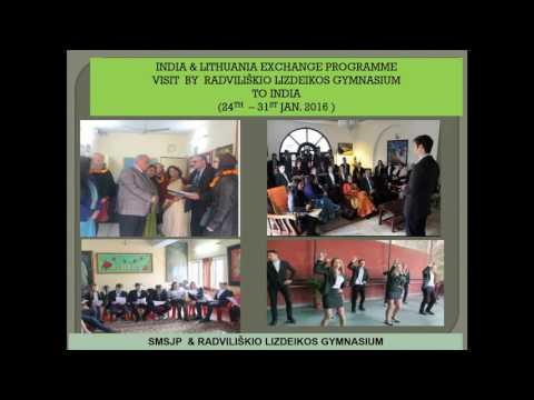 St. Mark's School Exchange programme