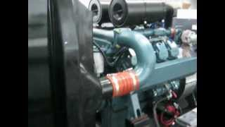 Дизельная электростанция Aksa AD-490 (340кВт) двигатель Doosan(, 2012-06-26T09:05:36.000Z)