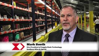 Southern Wine and Spirits of Northern California Automated Warehouse Testimonial