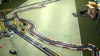 Formula One Scalextric Monaco Grand Prix (Monte Carlo)