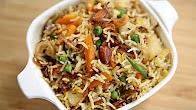 How To Make Navratan Pulav -  Navratan Pulao Recipe