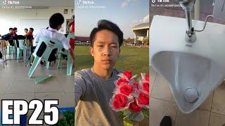 ⚡TikTok⚡ คนไทยเป็นคนตลก   รวมคลิปตลก ขำๆ TikTok Channel EP. 25