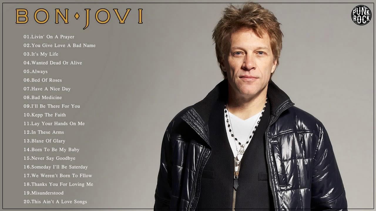 Bon Jovi | Full Album Cross (1994)