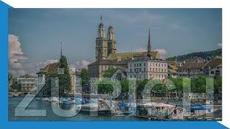Zürich: Die grösste Stadt der Schweiz  | The city of Zurich