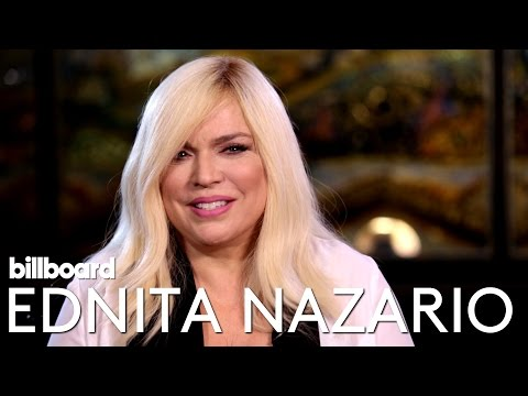 Ednita Nazario Interview | Billboard Latin Music 2016