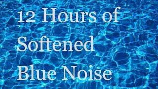 Softened Blue Noise for Sleep, Studying, and Relaxation | HD