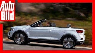 Zukunftsaussicht: VW T-Roc Cabrio (2020) Details/Erklärung