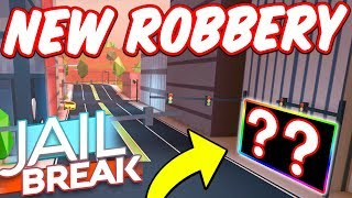 NEW PLACE TO ROB IN JAILBREAK... (Roblox Jailbreak New Update)