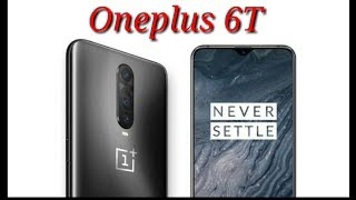 Oneplus 6T Hands on Leaked || Fully Specifications and design Based On Oneplus