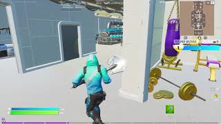 Fortnite pro 2 aĮl secrets and Gold places