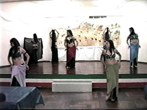 Mary Santos - Concurso Dança do Ventre - Grupo Cam...