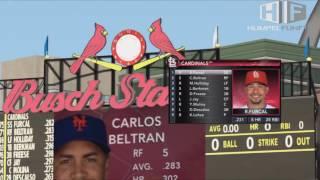 Major League Baseball 2K12 - PS3 Game Play