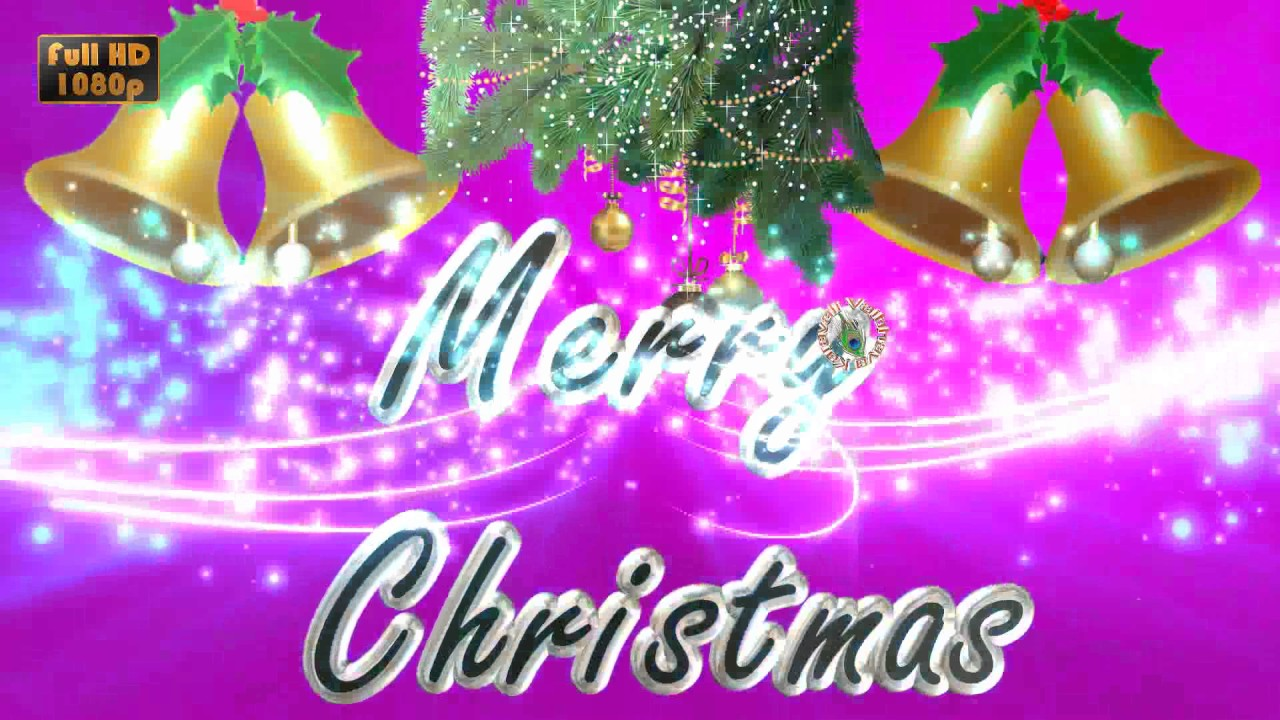 merry christmas 2017 wishes, happy xmas video free download - youtube