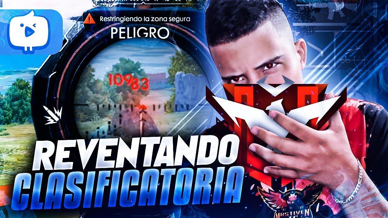 REVENTANDO EN CLASIFICATORIA Y PVP´S || FREE HACKER ||