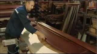видео Межкомнатные двери Арт Деко Ульяновской фабрики