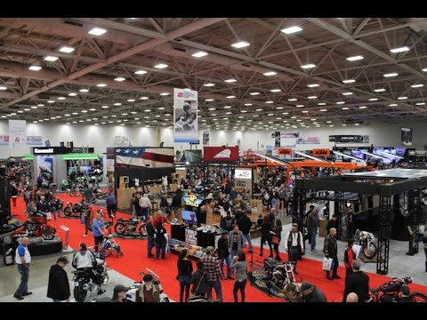 Progressive Motorcycle Show Dallas 2016 - 동영상