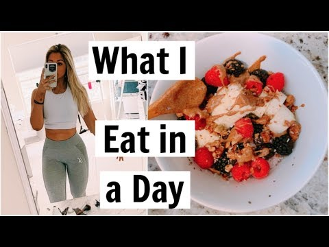 Full Day of Eating | What a Typical Day of Eating Looks Like