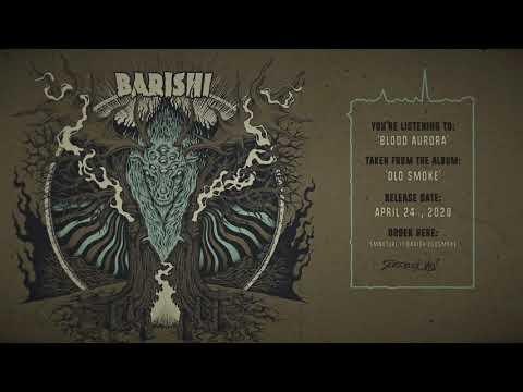 """BARISHI, """"Blood Aurora"""" (2020)"""