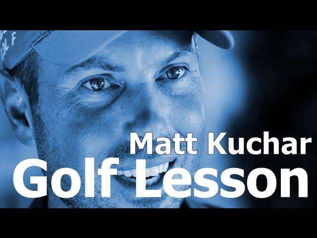 Golf Instruction : Matt Kuchar Putting Tips, Win More Tournaments