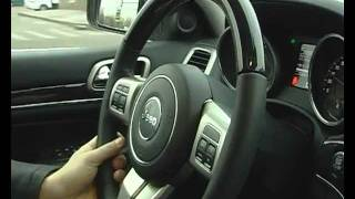 тест-драйв Jeep Grand Cherokee 2011