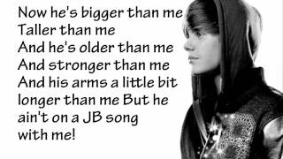 Download Justin Bieber - Never Say Never - Lyrics Mp3 and Videos