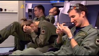 Kanadyjskie Szerszenie - 05 Podstawowe Manewry Myśliwskie