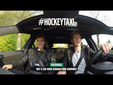 De Hockeytaxi #9: Sander de Wijn op de feeststoel