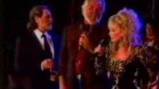 "Kenny/Dolly/Willie-""(Something Inside) So Strong) Live"