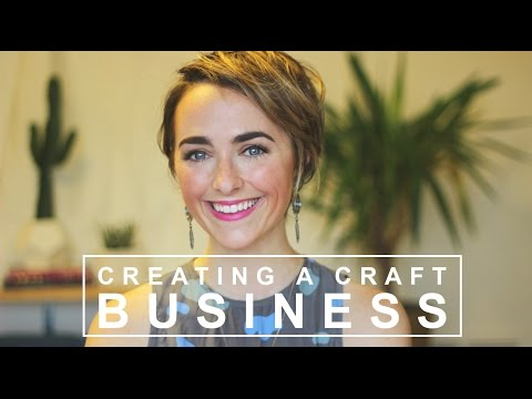 REAL TALK: BUILDING A CRAFT BUSINESS