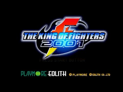 [1/3] 草薙京 - THE KING OF FIGHTERS 2001 [USB3HDCAP]