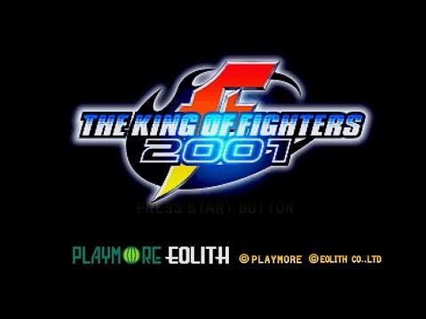 [1/3] 草薙京 - THE KING OF FIGHTERS 2001 [USB3HDCAP]