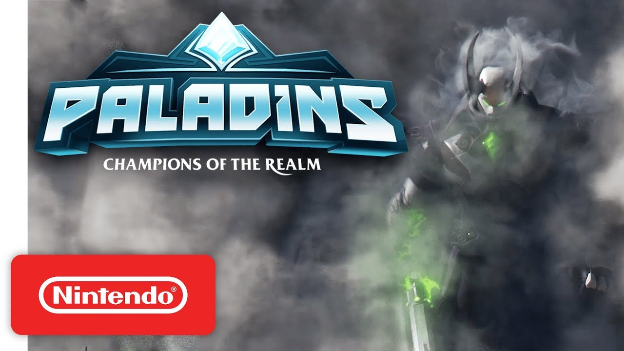 Paladins : le FPS multijoueurs débarque sur Switch - Pop culture