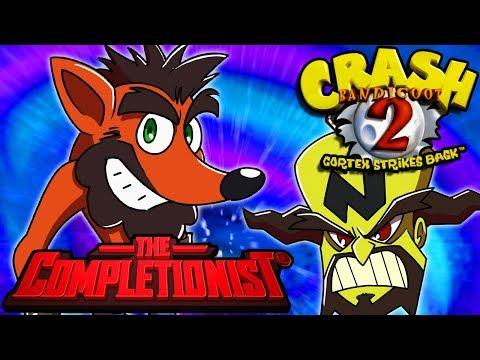 Crash Bandicoot 2: Cortex Strikes Back   The Completionist   New Game Plus