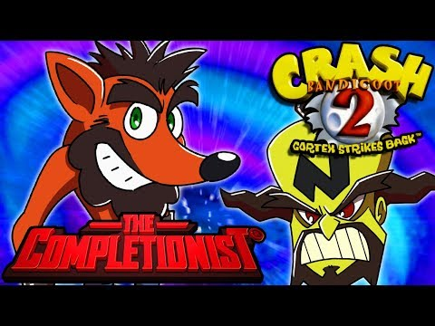 Crash Bandicoot 2: Cortex Strikes Back | The Completionist | New Game Plus