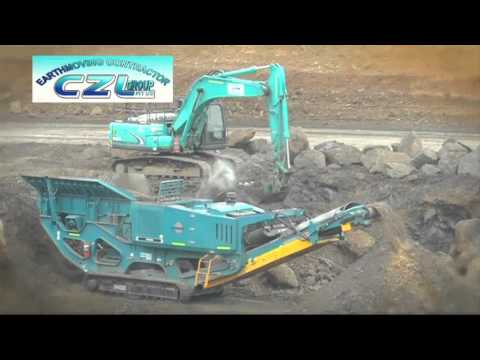 Earth Moving Rutherford CZL Group Pty Ltd