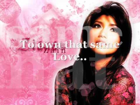 Malay Love Song (Dingin, Ziana Zain) with English translation and malay lyrics