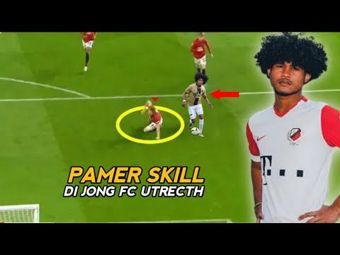 Diturunkan Membela Jong FC Utrecht Bagus Kahfi Pamerkan Skill, Dirtek FC Utrecht Puji Bagus
